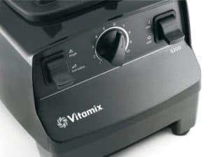 Vitamix 5200 control panel