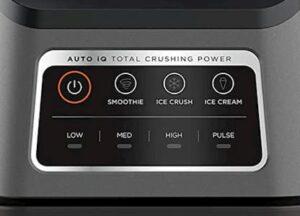 ninja BN701 Blender control panel