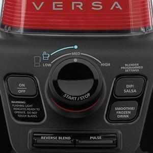 oster versa 1100 watts control panel