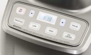 cuisinart-hurricane-bt1500-control panel