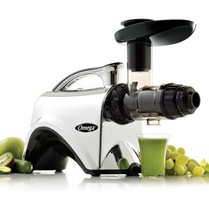 Omega NC800/NC900 Juicer Extractor and Nutrition Center