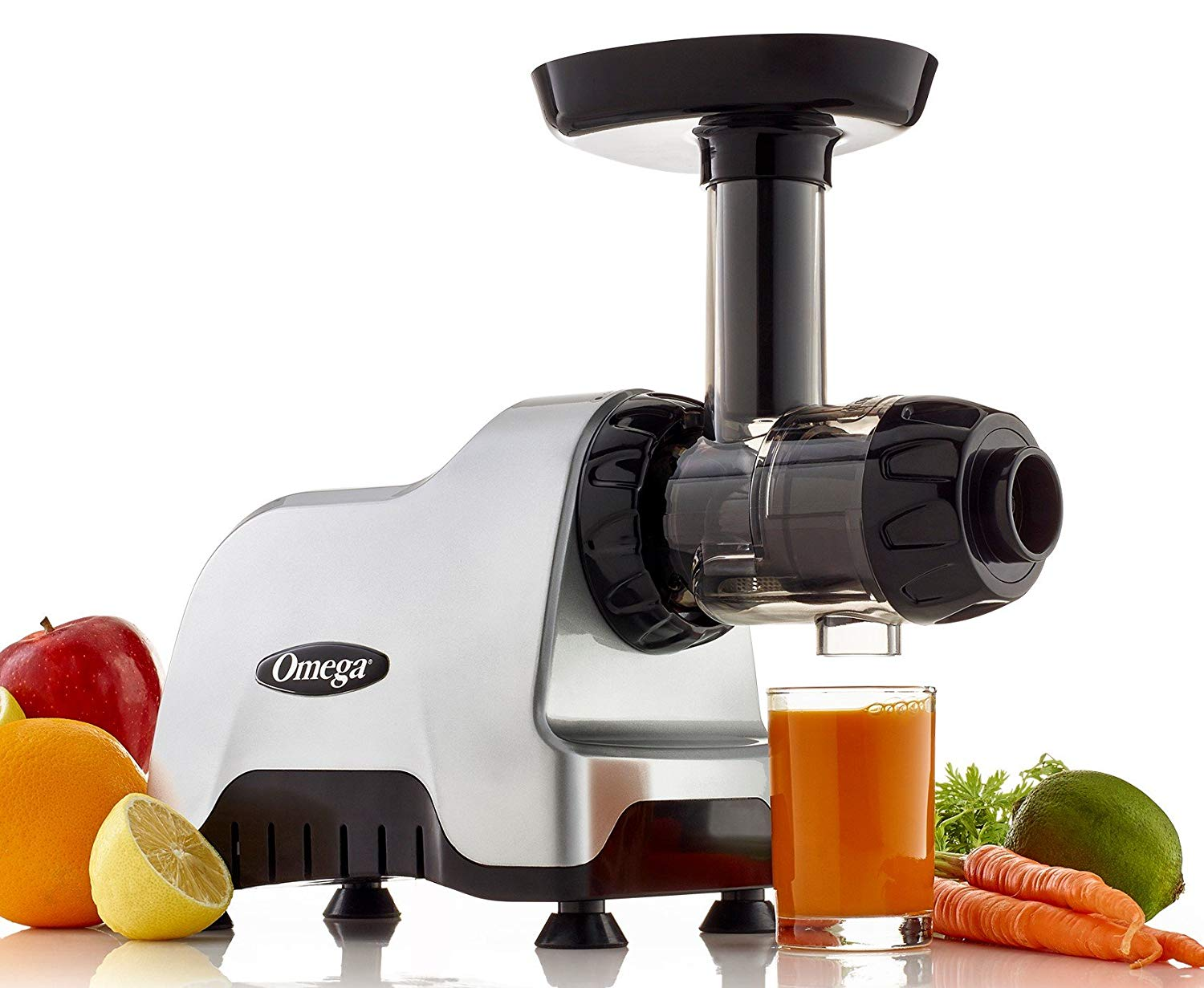 Omega TWN30S Twin Gear Slow Cold Press Masticating Juicer