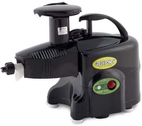 Green Power KPE1304 Twin Gear Juicer best for beets carrots