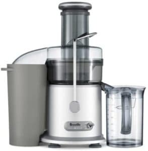 breville JE98XL Juice Fountain Plus 850-watts