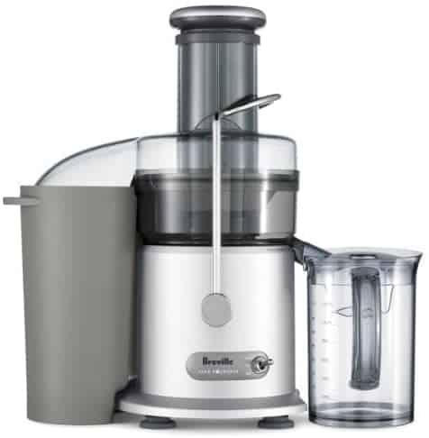 breville JE98XL Juice Fountain Plus 850-watts