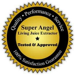 Super Angel Juicer Warranty
