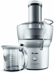 breville bje200xl compact fountain juicer