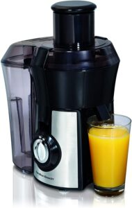 hamilton beach pro big mouth juicer