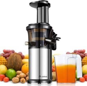 tec and aobosi juicers
