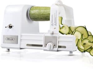 bella 4-in-1 electric spiralizer