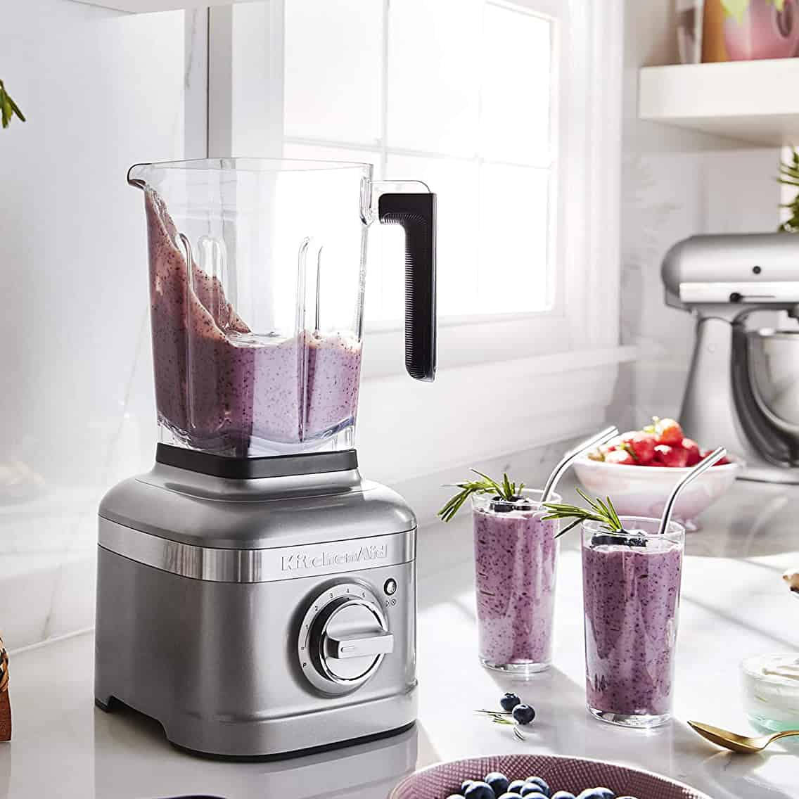kitchenaid k400 blender review